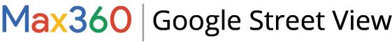 Max360.it – Fotografo Google Street View – Tour Virtuale panoramico per la tua attività commerciale a Bologna, Ferrara, Ravenna e Rimini Logo